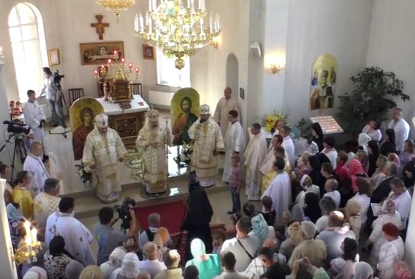 Глава УГКЦ освячує нові храми на Миколаївщині та Одещині