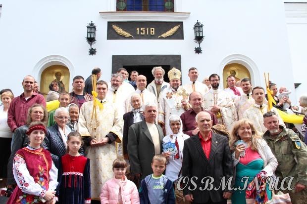 Львівському монастирю святого Онуфрія виповнилося 500 років