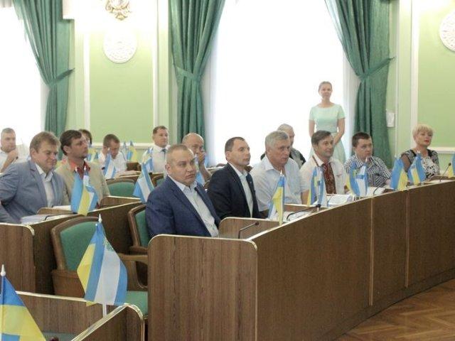 Депутати Херсонської обласної ради підтримали звернення до Вселенського патріарха про надання автокефалії