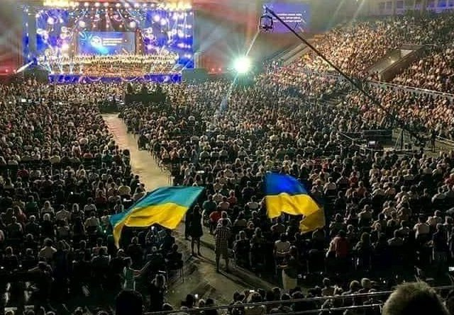 В Киеве состоялся Национальный День молитвы за Украину