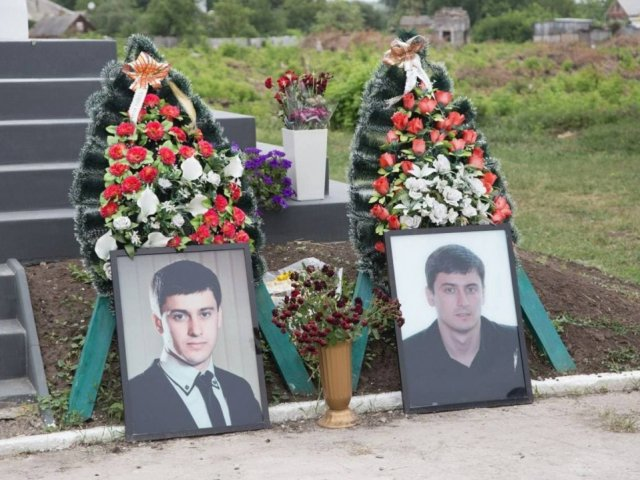У Слов'янську відкрили меморіал служителям церкви, яких розстріляли бойовики «Русской православной армии»