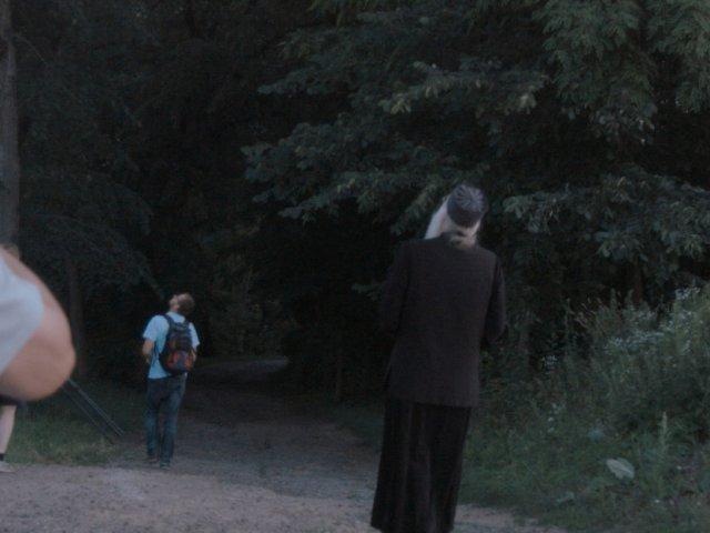 Розлючені монахи УПЦ зламали квадрокоптер полтавського заповідника «Більськ»