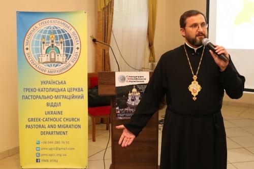 В Одеському екзархаті УГКЦ 54 парафії та брак кадрів