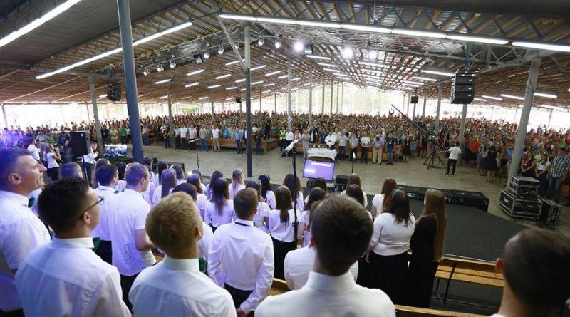 Пятидесятники проводят «Малинфест» — крупнейший в стране молодежный съезд