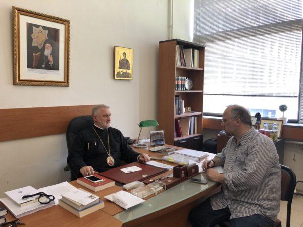 Константинопольский митрополит предрёк Украине автокефалию