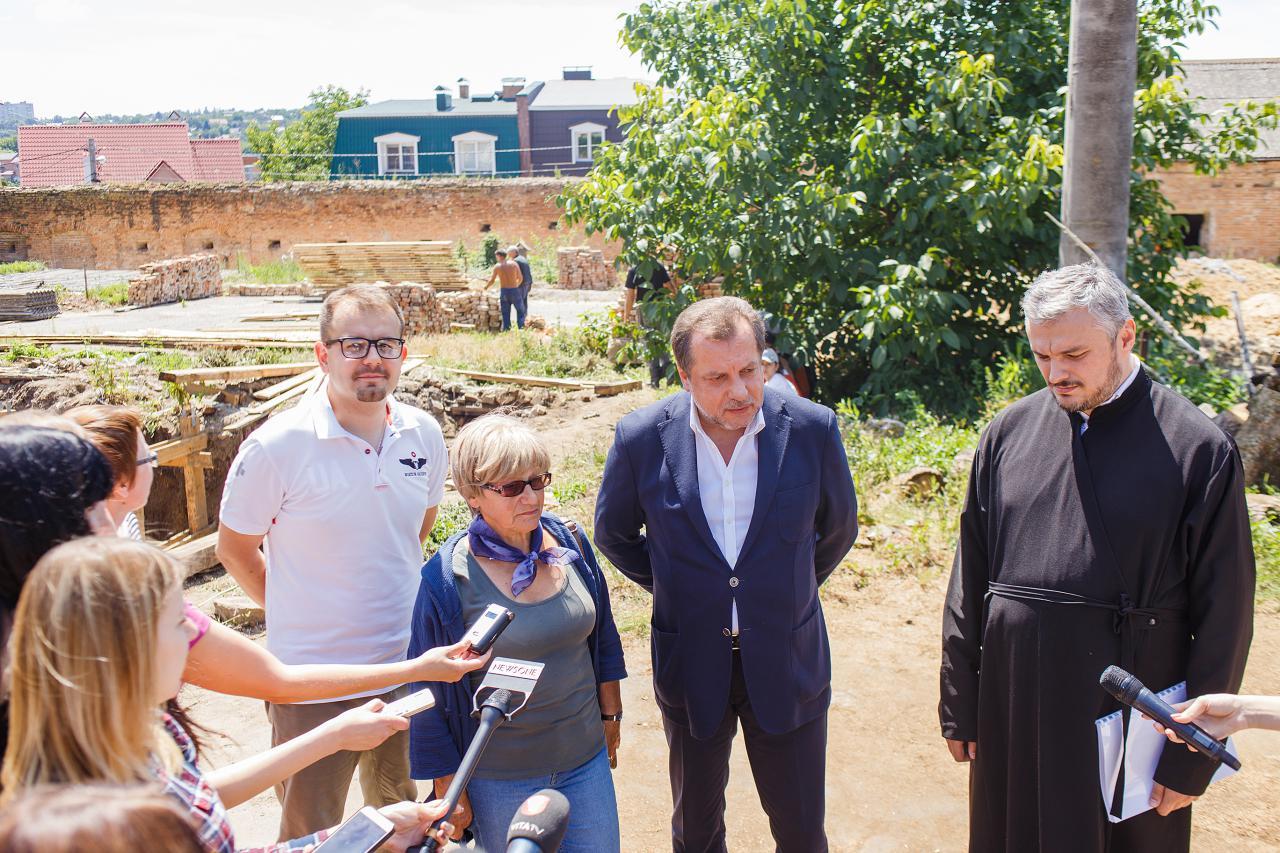 У Вінниці археологи досліджуватимуть домініканський монастир, перетворений на собор УПЦ