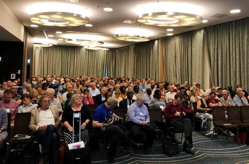 Всесвітній баптистський альянс спонукає владу Росії захистити віруючих в «ЛНР»