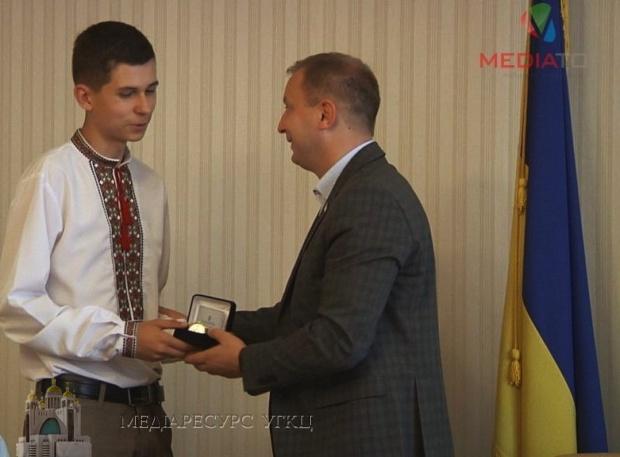 Випускник греко-католицької школи здобув на Тернопільщині найвищий бал на ЗНО