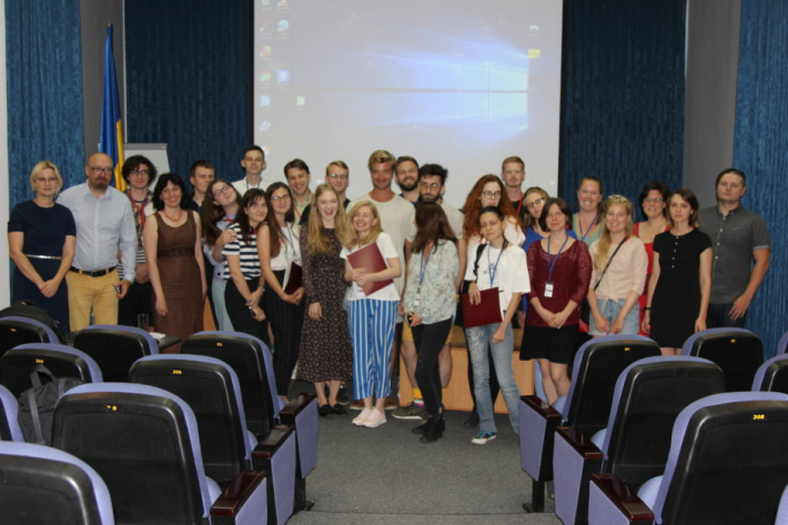 В Українському католицькому університеті проходить IV Міжнародна школа мультимедійної журналістики