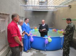 Українські адвентисти хрестили трьох засуджених до довічного позбавлення волі