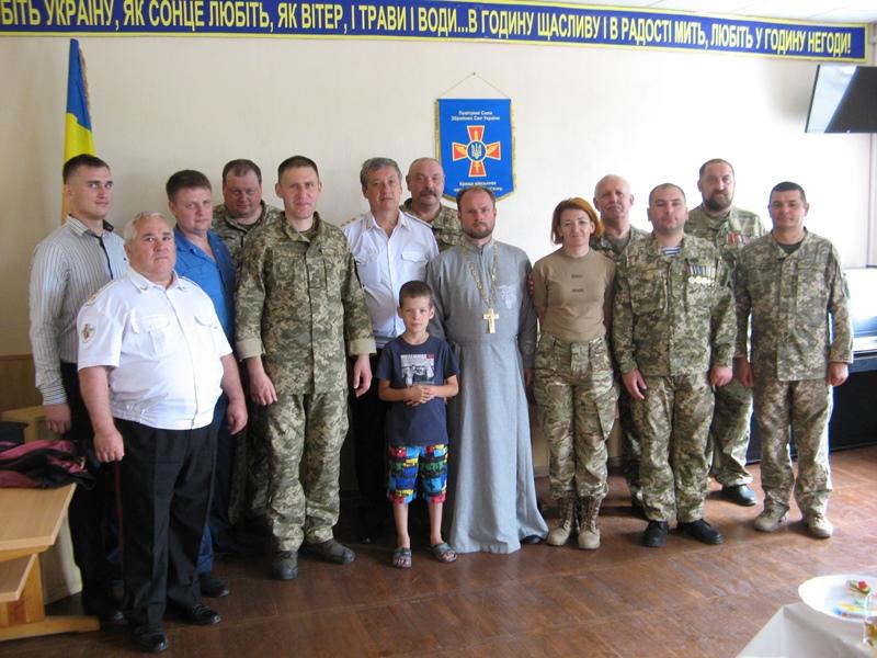 УПЦ КП нагородила військовослужбовців, лікарів, волонтерів і дипломатів