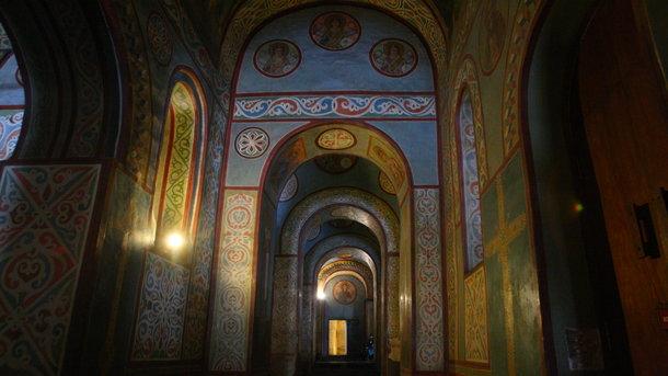 У Софійському соборі стартує реставрація мозаїк, фресок та олійного живопису