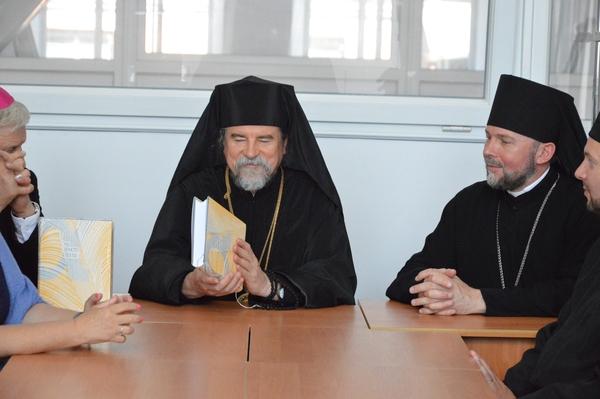 Архієпископ Харківсько-Полтавської єпархії УАПЦ (о) презентував книгу спогадів