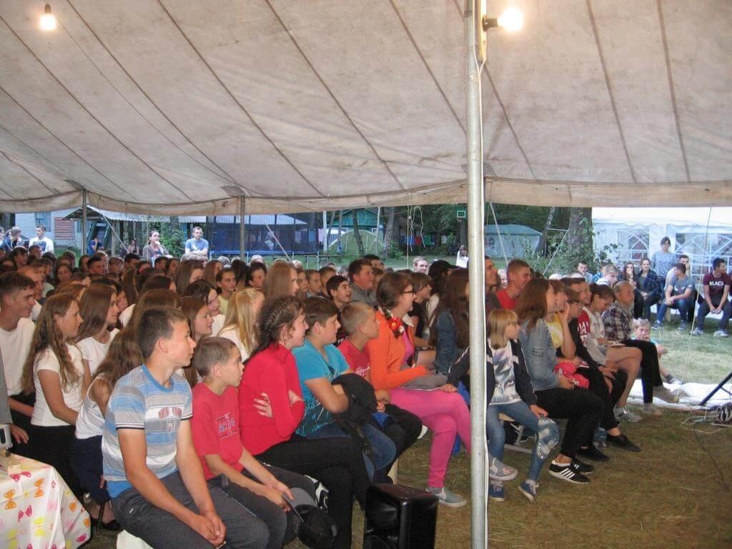Баптисти провели для 500 дітей підлітковий фестиваль на Волині
