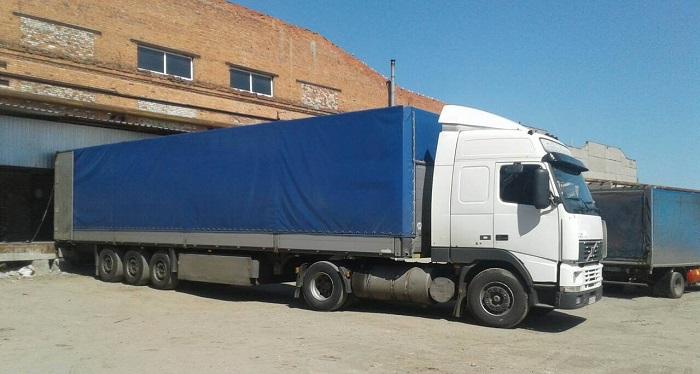 Баптисти доставити близько 90 тонн гуманітарного вантажу на Донбас