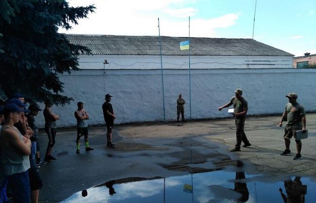 УГКЦ провела у Ковельській колонії спортивне свято