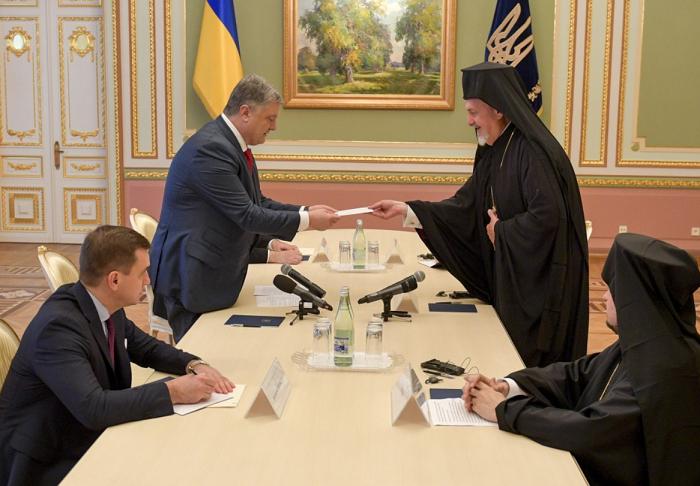 Вселенський Патріарх: Кінцева ціль – дарувати Українській Церкві автокефалію