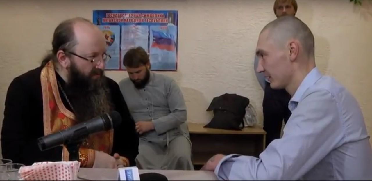 Представники УПЦ відвідали українських військовополонених у Луганську
