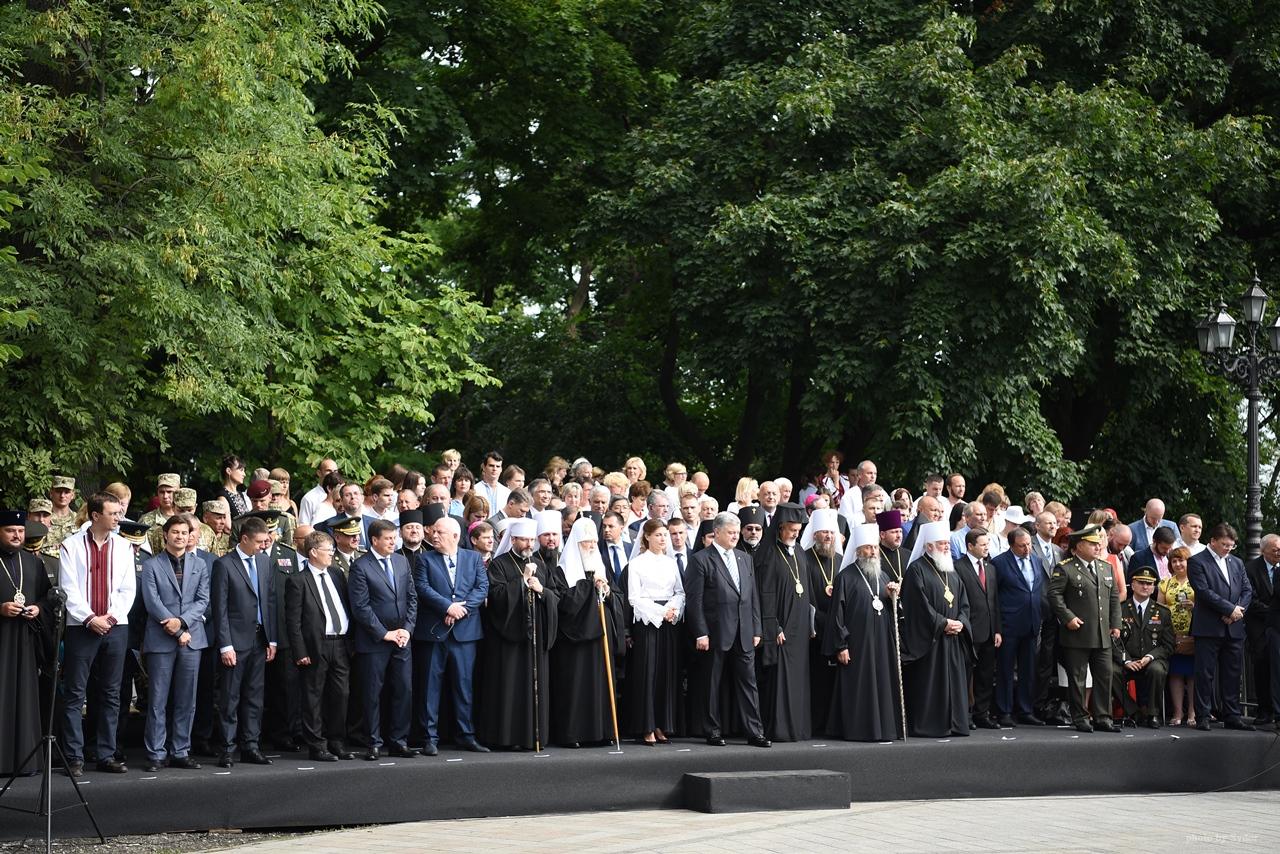 Президент України та ієрархи Вселенського Патріархату запевнили українців у незворотності автокефалії