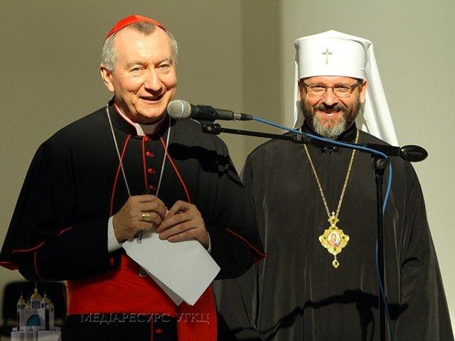 Папа Римський підтримав УГКЦ у полеміці з РПЦ і відзначив роль УГКЦ у примиренні народів
