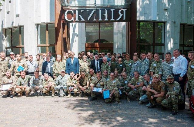 У Києві розпочався ІІ з'їзд військових капеланів християн-п'ятидесятників