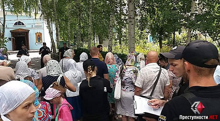 Зловмисники зірвали богослужіння УПЦ на Миколаївщині, повідомивши про замінування 10-ти храмів