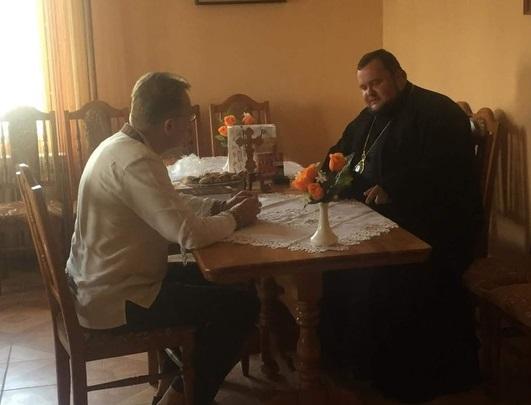 Єпископ УПЦ КП обговорив з міським головою Львова питання співпраці