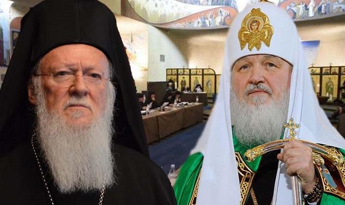 Глава РПЦ прилетить до Константинополя «вирішувати питання, які становлять взаємний інтерес»