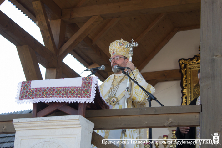 Глава УГКЦ: «Наша Церква завжди була державотворчою, але ніколи не була державною»