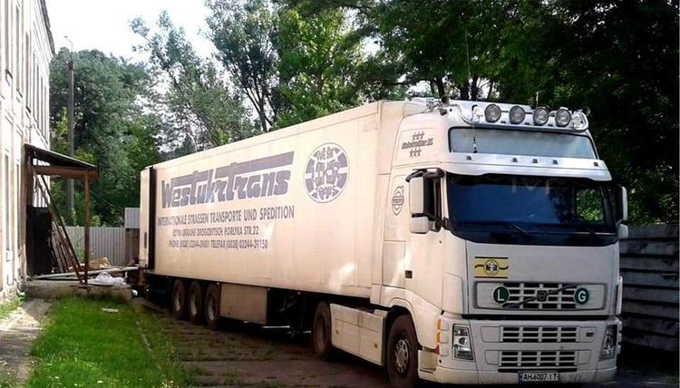 УПЦ доставила жителям «ЛНР» 40 тонн допомоги