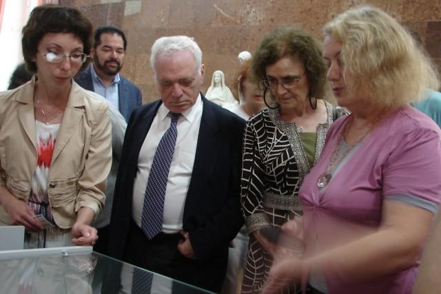У Рівному відбувся діалог з членами Канадійського благодійного фонду «Українсько-єврейська зустріч»