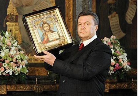 Суд дозволив затримати Януковича у церковній справі