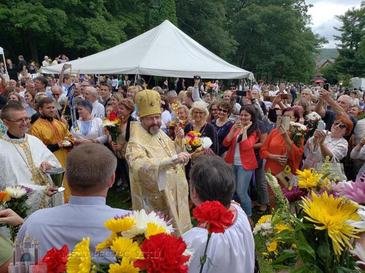 Глава УГКЦ: «Український народ показує світу, що є цінності, за які варто віддати життя, — це віра в Бога і свобода»