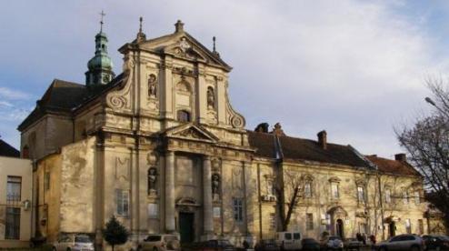 Домініканцям не дозволили молитись у храмі Стрітення у Львові