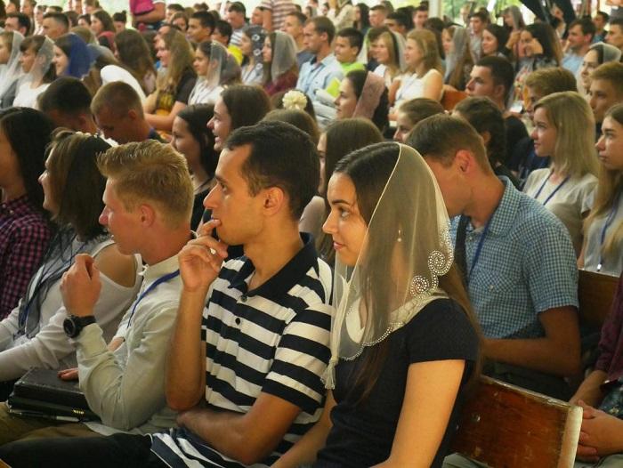 ХІІІ молодіжний фестиваль християн-п