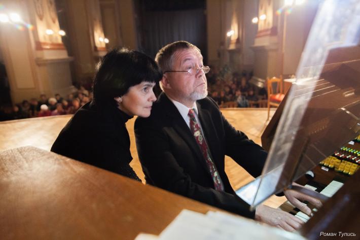 У військовому храмі УГКЦ чеський музикант дасть органний концерт