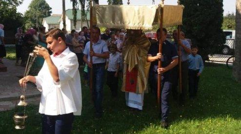 На Тернопільщині православні та греко-католики долучились до свята римо-католиків