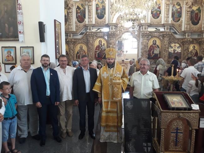 У Полтаві молитовно вшанували пам