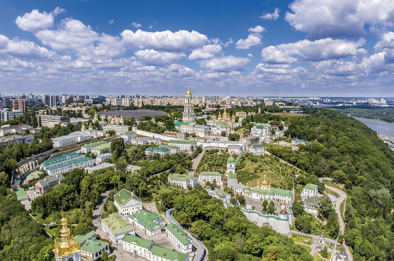 У День незалежності України в храмах УПЦ молитимуться за мир в державі та її народ