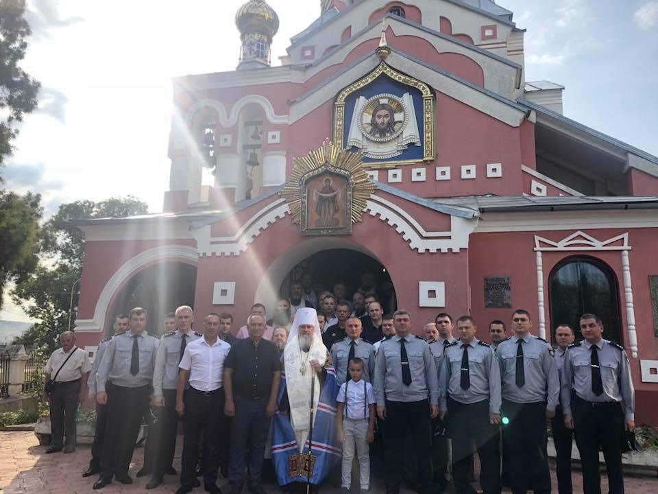 В УПЦ молитовно вшанували пам`ять загиблих працівників МВС