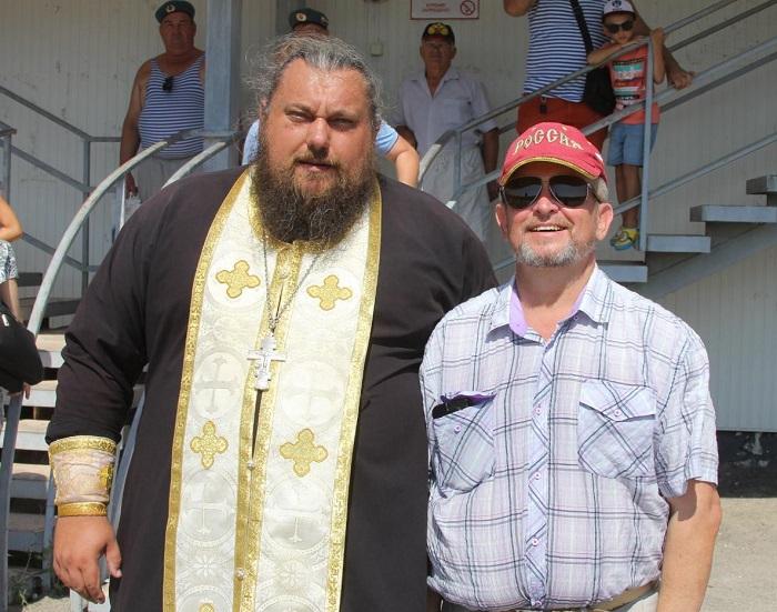 Епархия УПЦ пригласила российского миссионера читать лекции военнослужищим РФ в Крыму