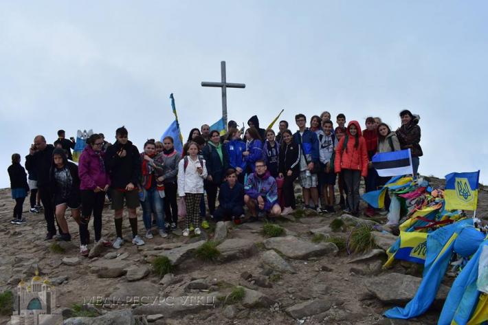 Греко-католики влаштували спільний літній табір для дітей заходу та сходу України