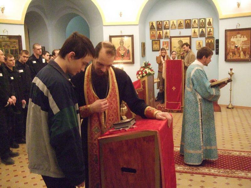 УПЦ збирає збори священиків, які служать у пенітенціарних установах