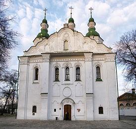 У Кирилівській церкві Києва завершили реставрацію монументального живопису ХІХ століття