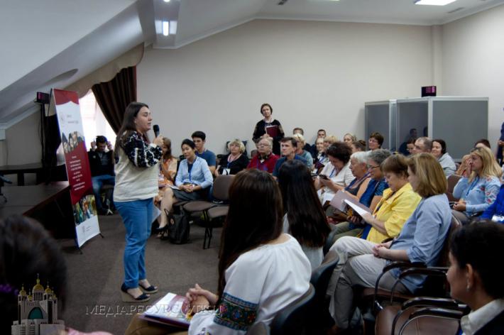 На міжнародній конференції в Українському католицькому університеті обговорюють потенціал жінок у розв'язанні конфліктів