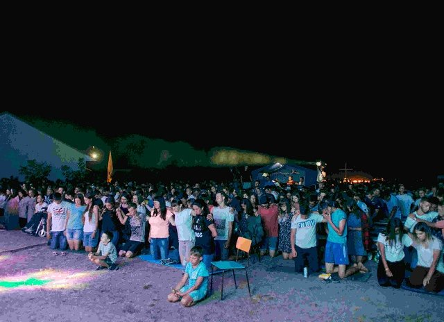 Баптисти зібрали наймасштабніший за роки незалежної України фестиваль молоді