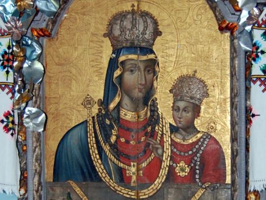 Рідкісна знахідка: на Волині знайшли старовинну ікону, яку реставрував Тарас Шевченко