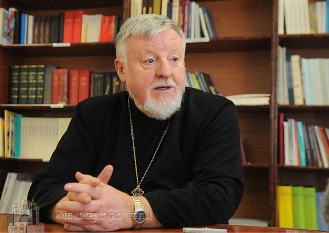Голова Патріаршої комісії УГКЦ наголошує на відмінності Катехизму УГКЦ від римо-католицьких джерел
