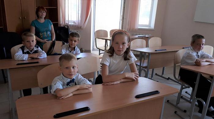 Адвентисты открыли в Одесской области начальную школу