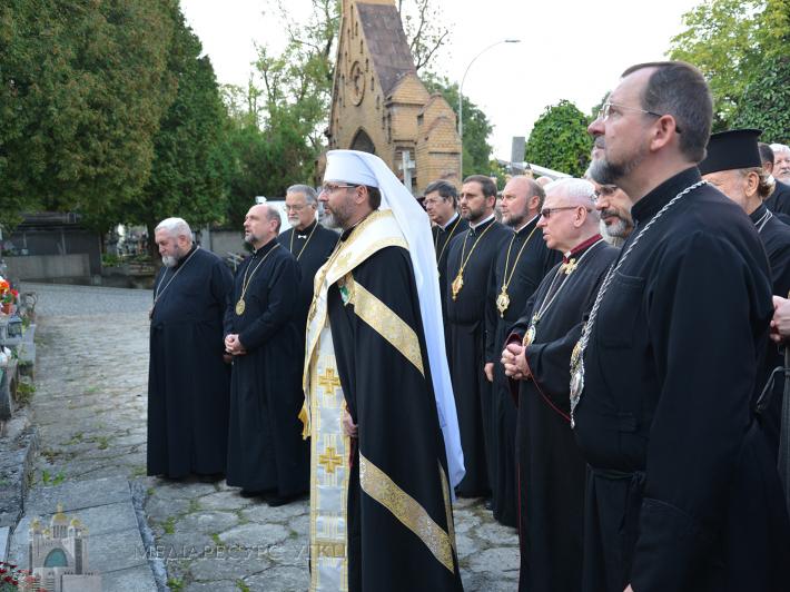 Синод УГКЦ затвердив статути вищого суду єпископів, літургійних комісій і працює над кодексом права УГКЦ